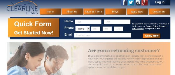 Companies Similar To Clearline Loans
